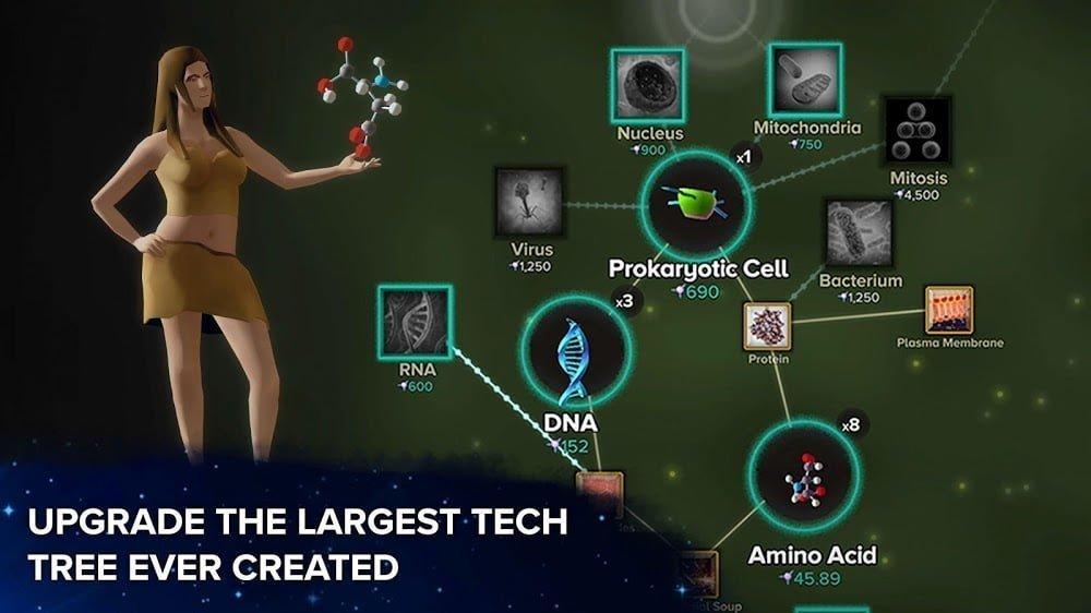 Cell to Singularity - Evolution Never Ending (MOD, Mua sắm miễn phí) ***