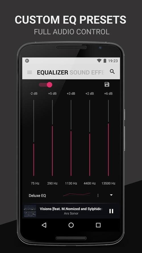 Trình phát nhạc BlackPlayer EX +++