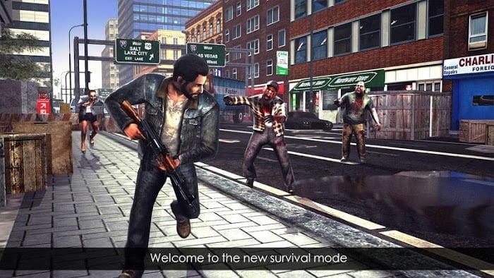 Death Invasion: Survival (MOD, Tiền / Kim cương / DNA)