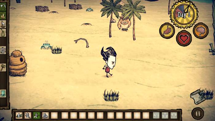 Dont Starve Shipwrecked MOD All CharactersMore