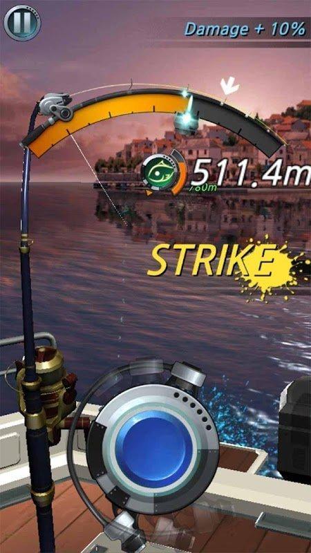 Fishing Hook MOD Vo han Tien