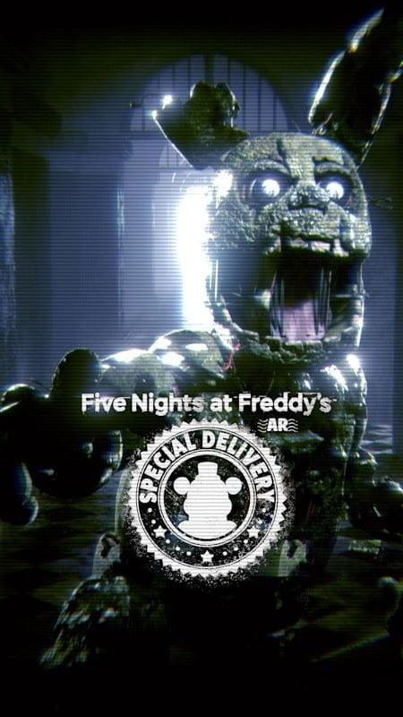 Năm đêm tại Freddy's AR: Giao hàng đặc biệt ***