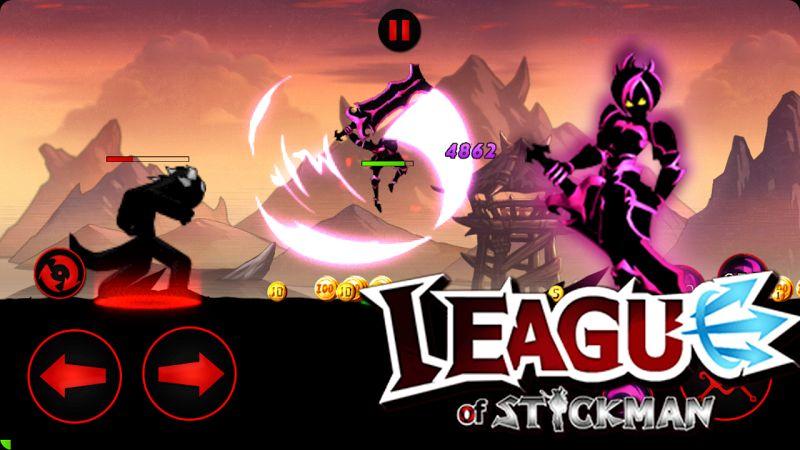 League of Stickman 2020 MOD AbilityMua samAll Heros