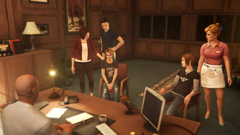 Life is Strange Before the Storm MOD unlocked all episodes