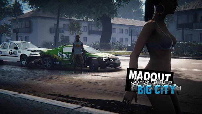 MadOut2 BigCityOnline (MOD, Tiền không giới hạn)
