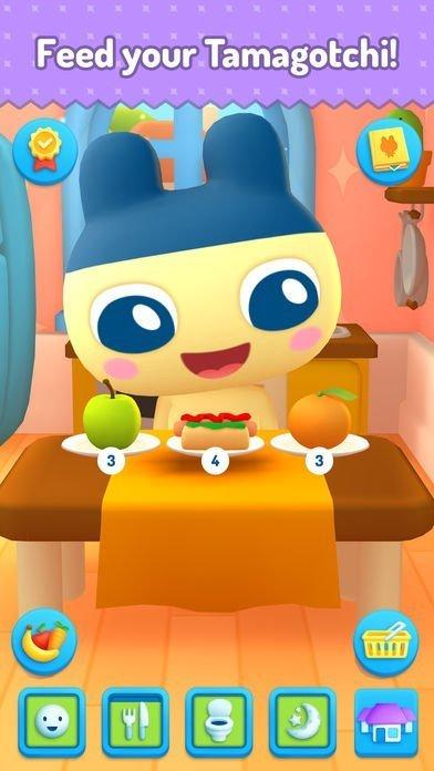 My Tamagotchi Forever (MOD, Mua sắm miễn phí)