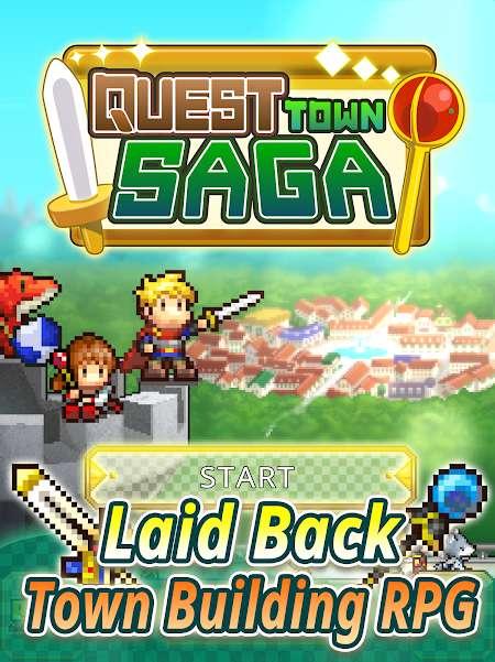 Quest Town Saga MOD TicketsStaminaGold