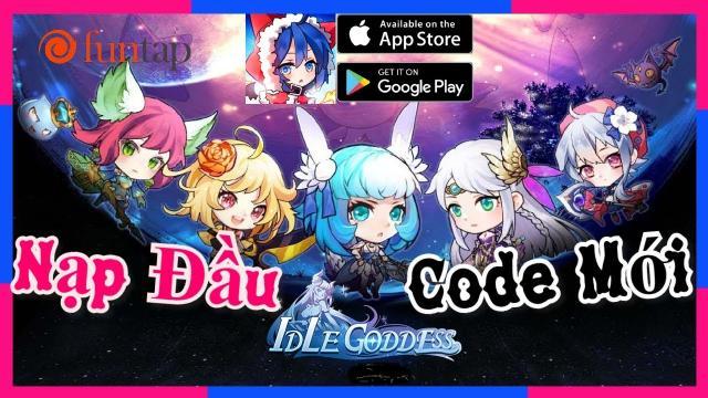 giftcode Idle Goddess