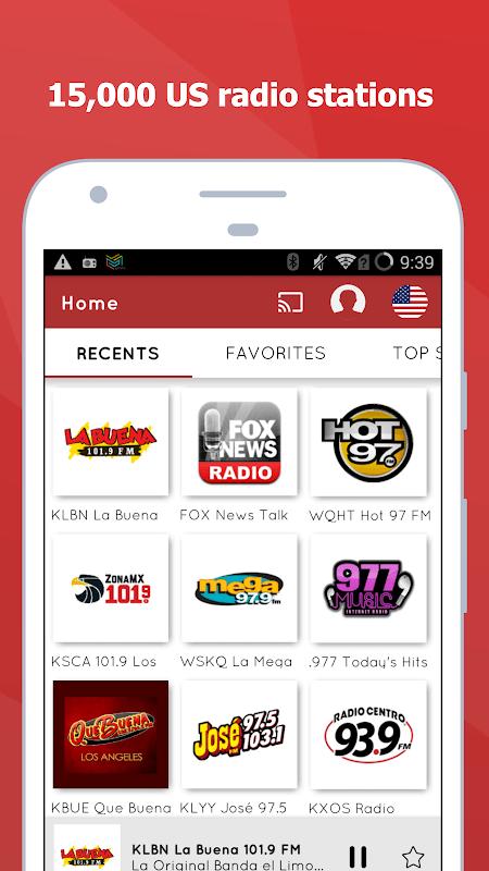 myTuner Radio Pro (MOD, Đã mở khóa)