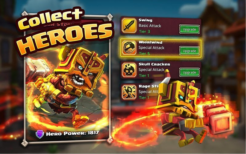 1607310007 660 Dungeon Boss – Strategy RPG MOD God ModeOne Hit