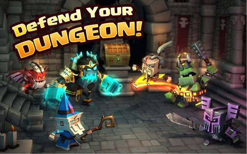 1607310008 181 Dungeon Boss – Strategy RPG MOD God ModeOne Hit