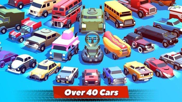 Crash of Cars (MOD, Tiền không giới hạn)