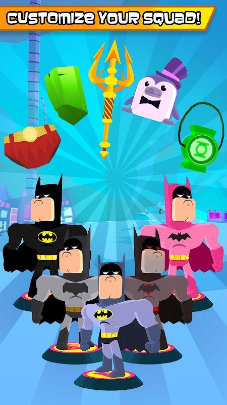 1607976008 588 Teen Titans GO Figure MOD Vo han Tien