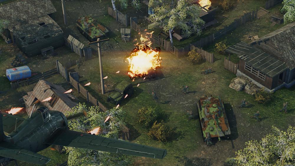 Trò chơi Bắn súng Ghosts of War: WW2 (MOD, Đạn không giới hạn) ***