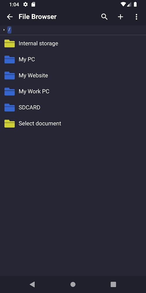 Acode - trình soạn thảo mã mạnh mẽ (MOD, Full / Paid) ***