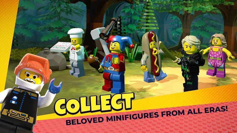 LEGO Legacy: Heroes Unboxed (MOD, Thiệt hại / Phòng thủ)