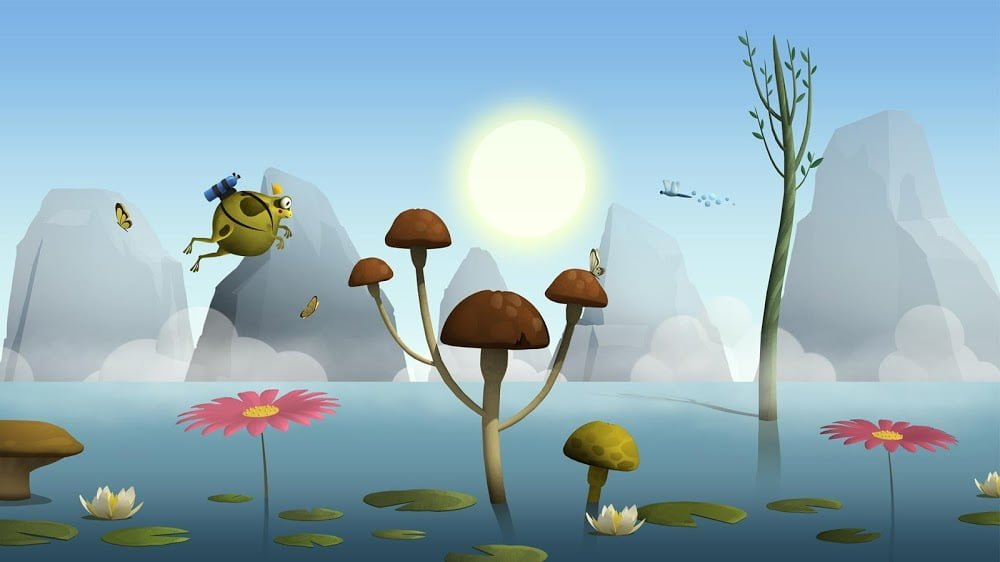 Runaway Toad