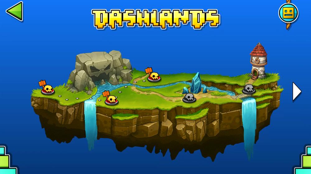 Geometry Dash World (MOD, Tất cả đã được mở khóa) ***