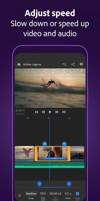 Adobe Premiere Rush (MOD, Premium / Full)