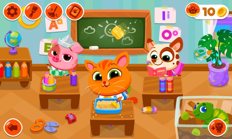 Bubbu School - My Cute Pets (MOD, Unlimited Money) ***