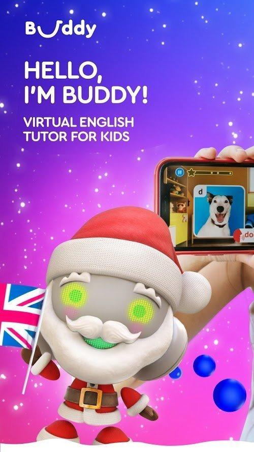 Buddy.ai: Tiếng Anh cho trẻ em (MOD, Đã mở khóa tất cả)