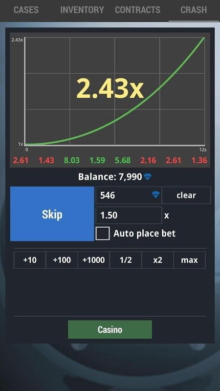 Case Simulator 2 (MOD, Tiền mặt không giới hạn)