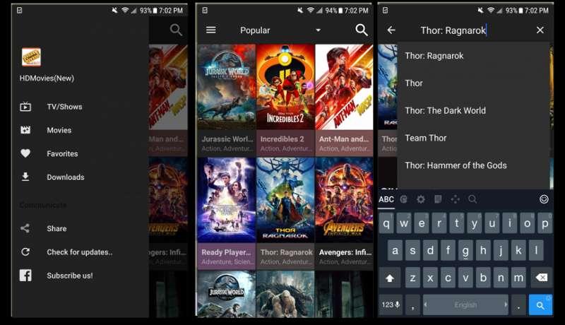 Cinema HD MOD lite
