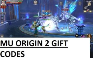 Mã quà tặng MU Origin 2