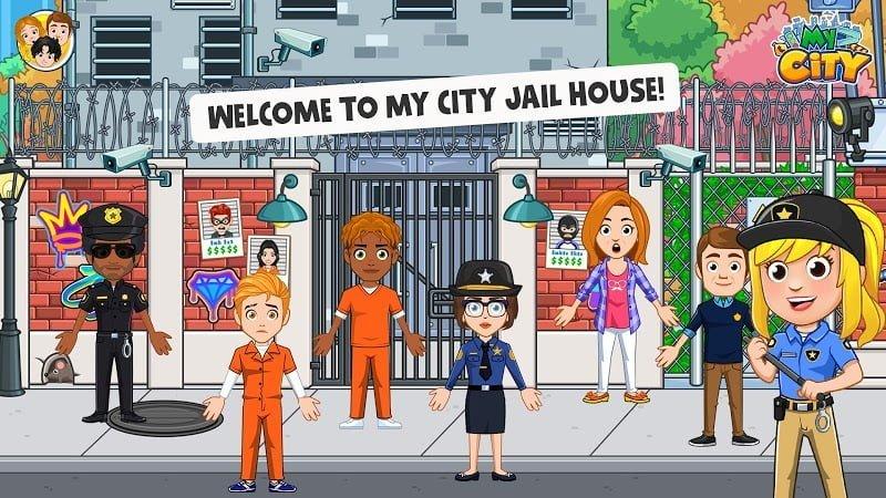 My City Jail House