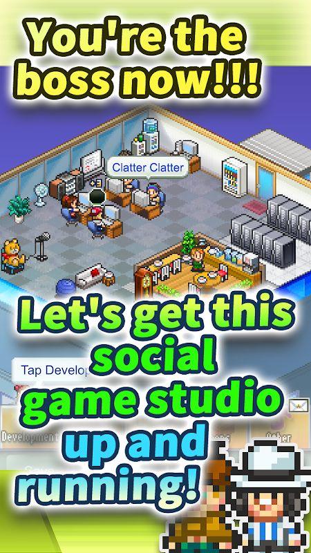 Social Dev Story MOD StaminaGold