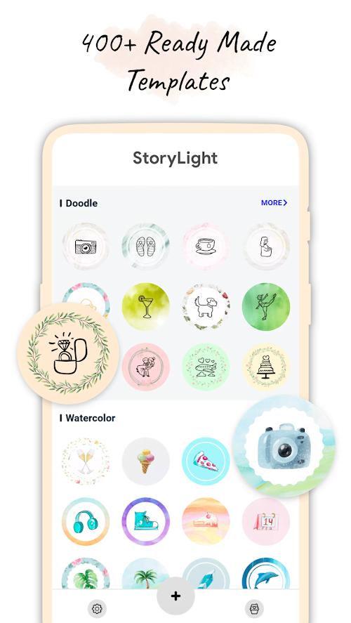 StoryLight (Đã mở khóa MOD, PRO)