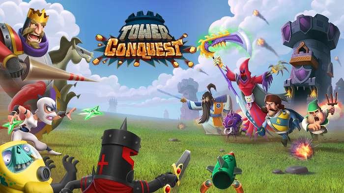 Tower Conquest MOD Vo han Tien