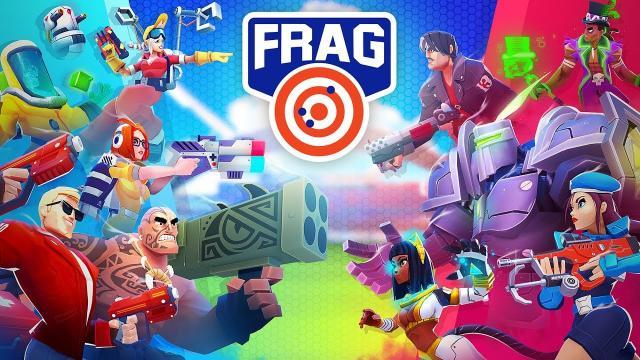 Tặng 1144 Gift Code Frag Pro Shooter nhận full Vũ khí