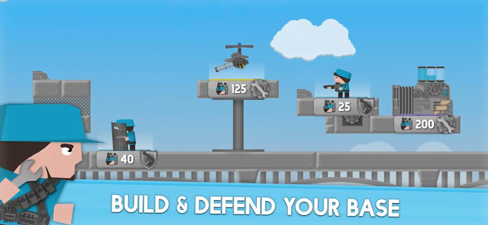 Quân đội nhân bản: Trò chơi quân đội chiến thuật