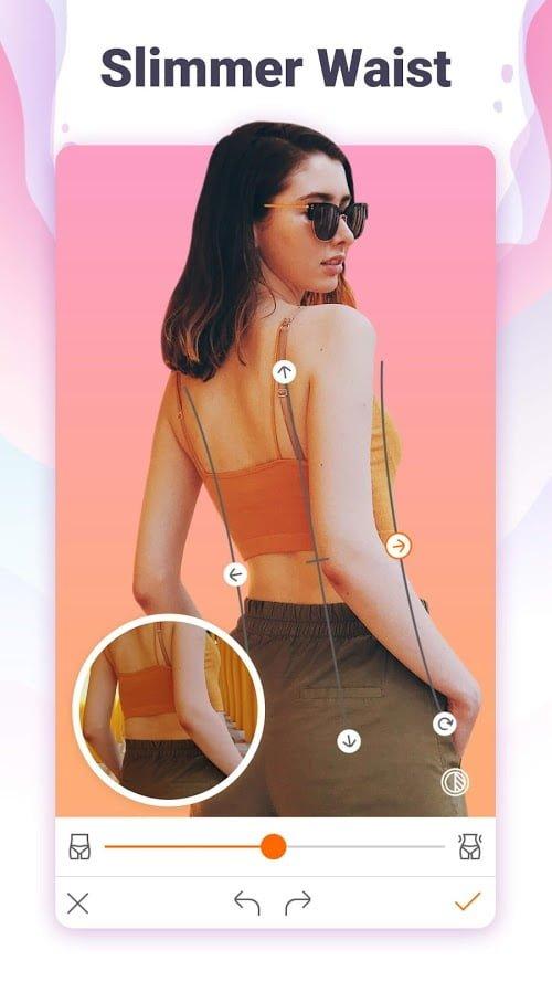 Hotune - Trình chỉnh sửa khuôn mặt & cơ thể & ứng dụng nâng cao cơ thể & khuôn mặt (MOD, VIP Unlocked) ***