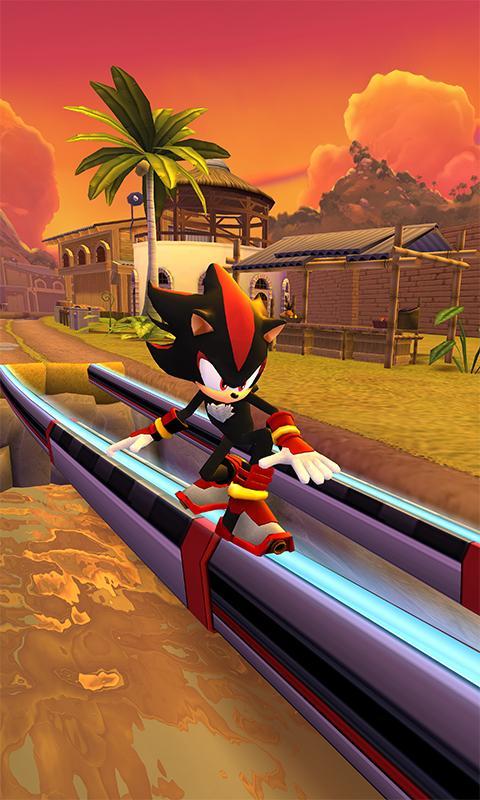 Sonic Dash 2: Sonic Boom (MOD, Tiền không giới hạn)