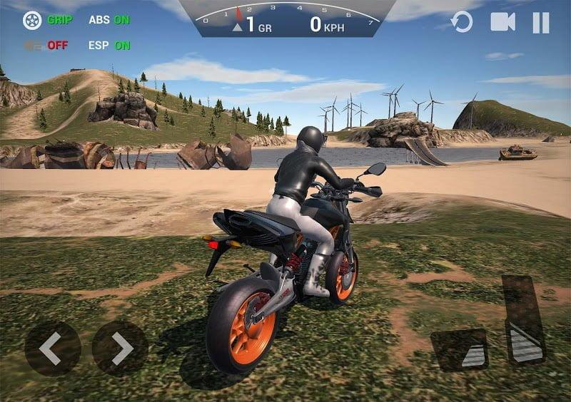 Ultimate Motorcycle Simulator (MOD, Tiền không giới hạn) ***