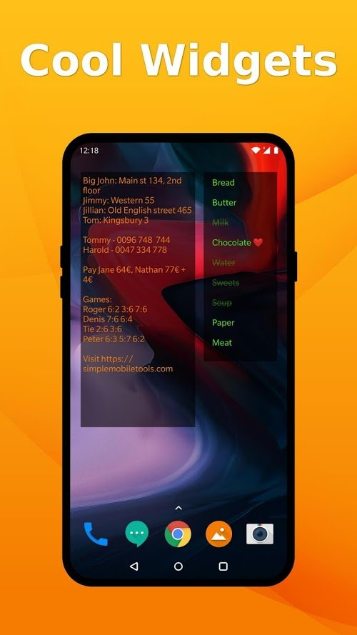 Simple Notes Pro (MOD, Full / Paid) ***