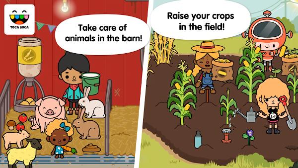 1610409905 925 Toca Life Farm MOD All Mo khoa