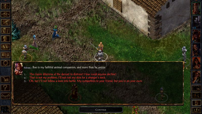1610467507 863 Baldurs Gate Enhanced Edition MOD Mo khoa