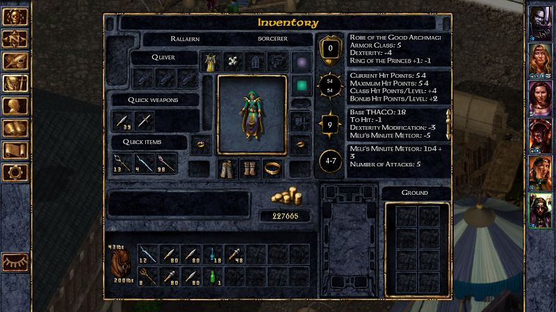 1610467508 478 Baldurs Gate Enhanced Edition MOD Mo khoa