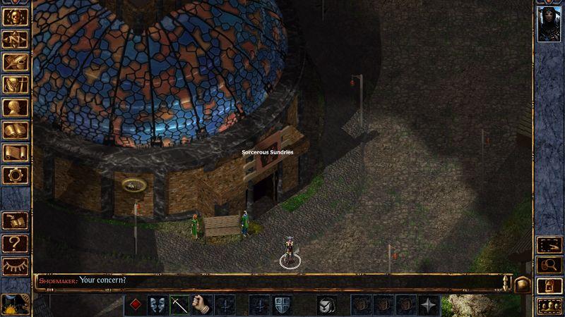 1610467508 674 Baldurs Gate Enhanced Edition MOD Mo khoa