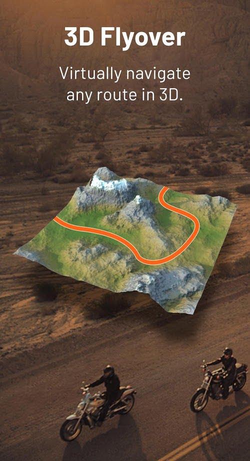 REVER: GPS, Điều hướng, Khám phá, Bản đồ & Công cụ lập kế hoạch (MOD, Mở khóa cao cấp) ***
