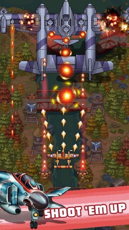 1610917507 152 1942 Arcade Shooter MOD Ultimited Tien