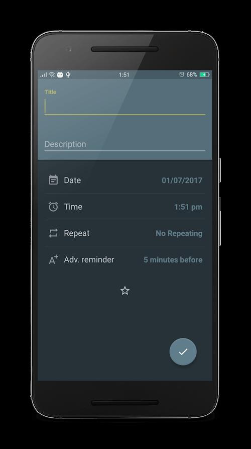 Reminder Pro (MOD, Đầy đủ / Trả phí) ***