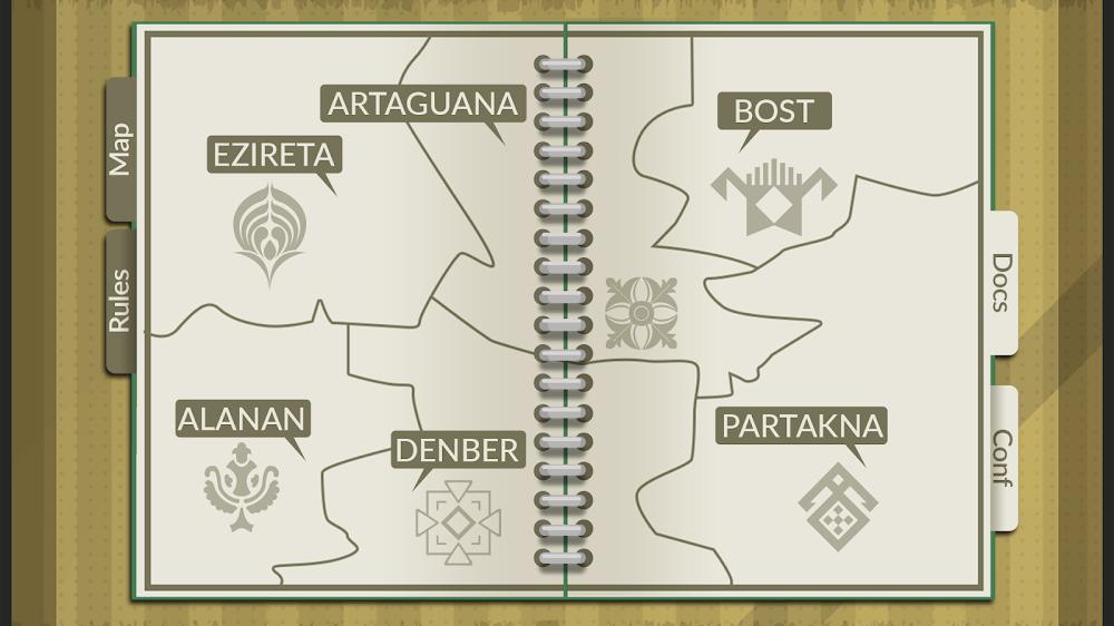 Black Border: Trò chơi giả lập