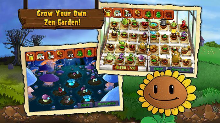 1611097505 597 Plants vs Zombies FREE MOD Vo han TienSuns