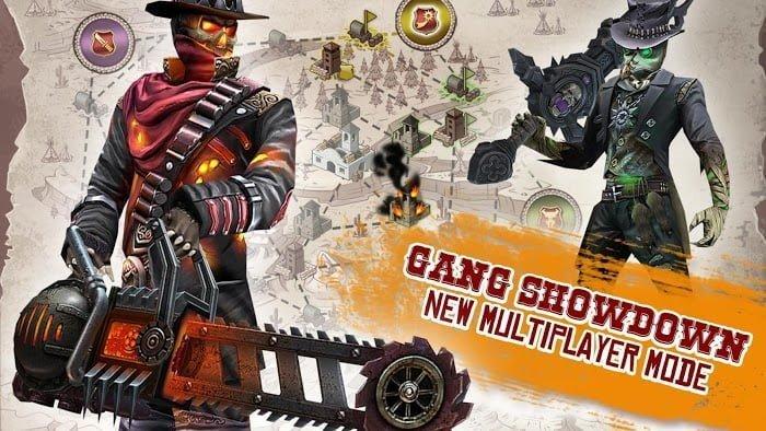 Six-Guns: Gang Showdown (MOD, Tiền không giới hạn / Sao)