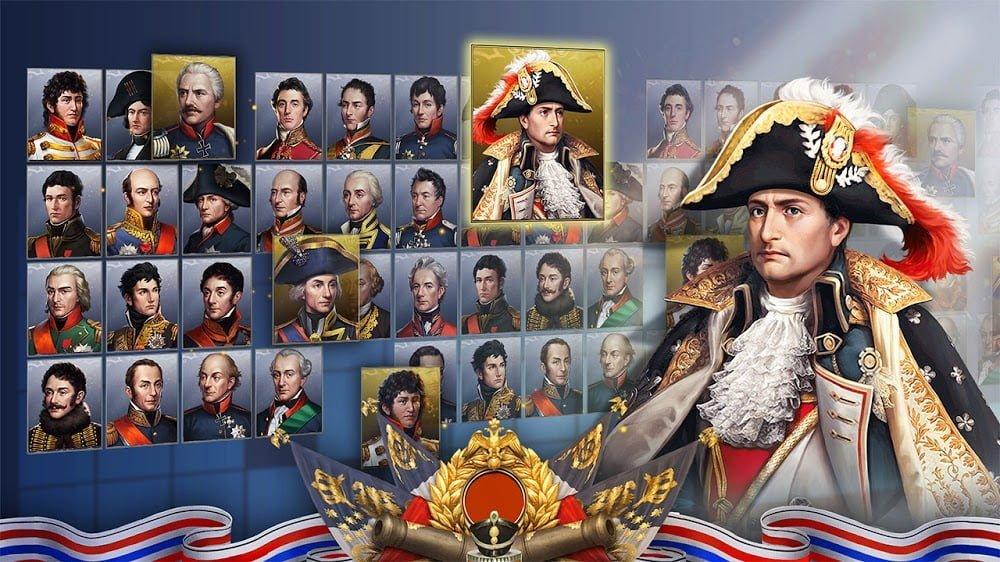 Grand War: Napoleon (MOD, Tiền không giới hạn / Huy chương) ****