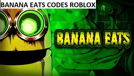 Banana Eats Codes Roblox